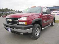 **ONE-OWNER**CLEAN CARFAX**3LT** This 4X4 Duramax Turbo