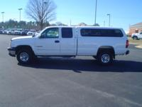 2007 CHEVROLET SILVERADO 2500HD CLASSIC CLOTH BUCKET