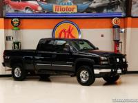 This Carfax 1-Owner 2007 Chevrolet Silverado 2500HD is