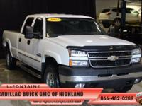 2007 Chevrolet Silverado 2500HD Classic LT in Summit