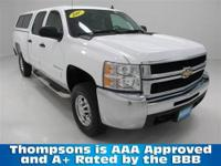 DURAMAX TURBO DIESEL!............2007 Chevrolet 2500HD
