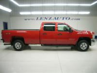 2007 CHEVROLET SILVERADO 2500HD Four Wheel Drive, Front