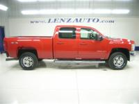 2007 CHEVROLET SILVERADO 2500HD Locking Rear