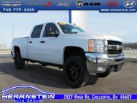 2007 Chevrolet Silverado 2500HD LT Accident Free