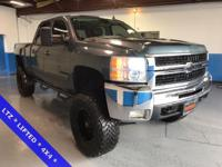 2500 HD * LTZ * 4X4 * LIFTED * CUSTOM WHEELS AND TIRES