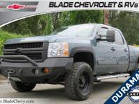 4WD/4x4, Duramax, Navigation System, Heated Leather
