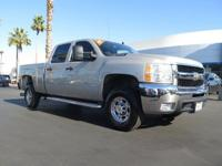 Check out this 2007 Chevrolet Silverado 2500HD LT. Its