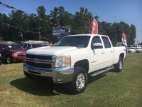 Options:  2007 Chevrolet Silverado 2500 |White|Stock