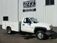 Great Running Service Body Truck With 60K Miles. GVWR
