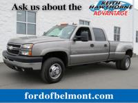 Exterior Color: pewter, Body: Crew Cab Pickup, Engine: