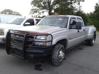 NEW TIRES, LOCAL TRADE, Duramax 6.6L V8 Turbodiesel,