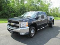 Loaded! This 07 Silverado 3500 Crew Cab is loaded and