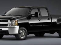 This Chevrolet Silverado 3500HD delivers a