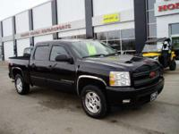 2007 Chevrolet Silverado Crew Cab 4x4 LT All Power. New