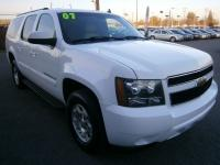 The 2007 Chevrolet Suburban LT 1500 4WD is much more