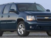 Sturdy and dependable, this 2007 Chevrolet Suburban