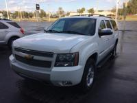 This 2007 1 Owner local trade Chevrolet Suburban 1500