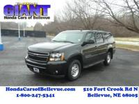 Check out this gently-used 2007 Chevrolet Suburban we