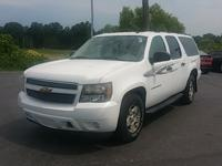 Summit White 2007 Chevrolet Suburban 1500 LS RWD