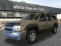 Options:  2007 Chevrolet Suburban Lt 1500|Lt 1500 4Dr