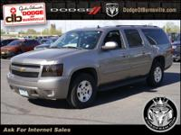 Options:  2007 Chevrolet Suburban 4Wd 4Dr 1500 Ls|4