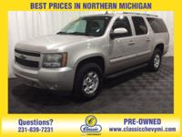 This 2007 Chevrolet Suburban 1500 LT JUST ARRIVED it is