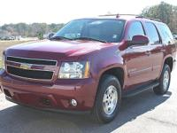 Options Included: N/ASO ROOMY!! THIS TAHOE LT COMES