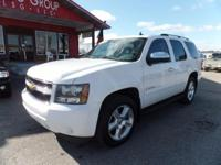 Options:  2007 Chevrolet Tahoe Navigation! Rear Dvd