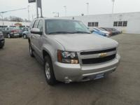 Tahoe LT and 4WD. Hold on to your seats! Call and ask