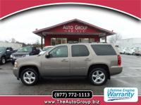 Options:  2007 Chevrolet Tahoe Our 2007 Chevrolet Tahoe