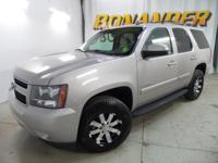 Come see this 2007 Chevrolet Tahoe . Its Automatic
