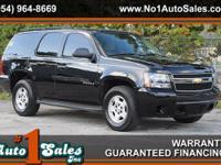 Options:  2007 Chevrolet Tahoe Ls|*** Warranty! Carfax