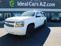 CLEAN TAHOE LT!!! Automatic, A/C with Front and Rear