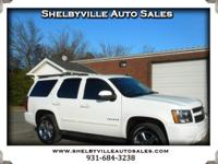 Options:  2007 Chevrolet Tahoe Local Trade!! Affordable
