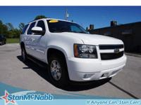 Cloth. New Price! CARFAX One-Owner. 2007 Chevrolet