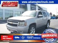 Clean CARFAX. 2007 Chevrolet Tahoe 4WD 4-Speed