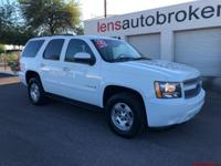 Options:  2007 Chevrolet Tahoe Lt Lt 4Dr||Vin: