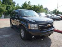 Options:  2007 Chevrolet Tahoe Lt 4Wd|Black|Leather
