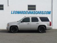 Options:  2007 Chevrolet Tahoe Lt|Aluminum/Alloy