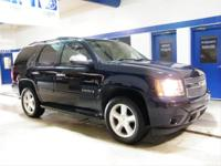 Options Included: N/AThis brawny 2007 Tahoe, with its