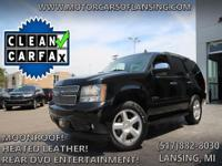 Options:  2007 Chevrolet Tahoe Ltz|4X4|3Rd Row Seating.