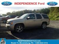 Look at this 2007 Chevrolet Tahoe LTZ. Its Automatic