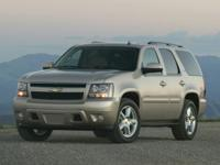 Loaded**LTZ**Graystone Metallic 2007 Chevrolet Tahoe