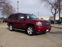 2007 Chevrolet Tahoe, **ACCIDENT FREE CARFAX**,