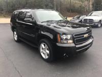 Options:  2007 Chevrolet Tahoe |This 2007 Chevrolet