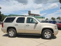 Options:  2007 Chevrolet Tahoe Ltz|Deal Alert $2500