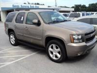 The 2007 Chevrolet Tahoe is much more refined than the