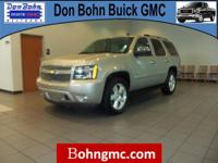 Don Bohn Buick GMC presents this 2007 CHEVROLET TAHOE