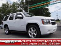This is one Sharp Chevy Tahoe LTZ 2WD!! It was Bought
