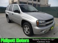 Options Included: N/A2007 Chevy Trailblazer, silver